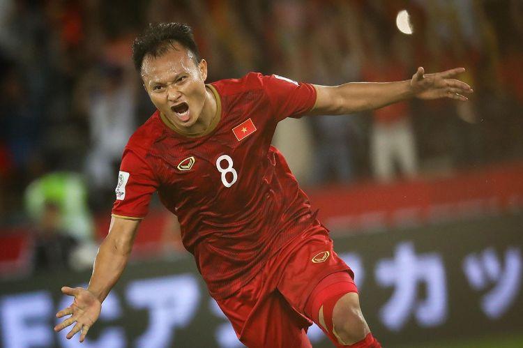 cầu thủ khỏe nhất Việt Nam