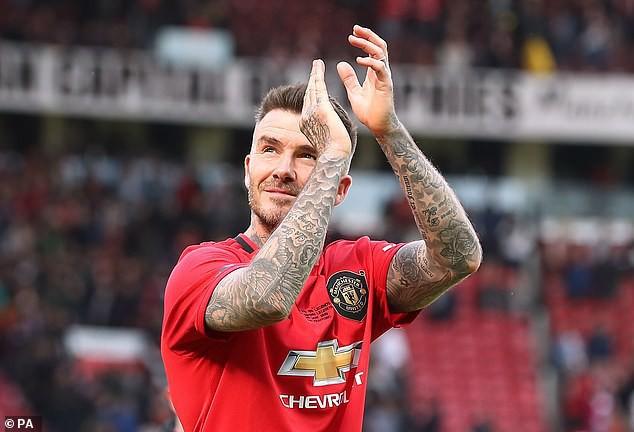 Đôi nét về tiểu sử và sự nghiệp bóng đá của David Beckham